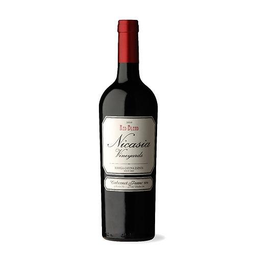 Nicasia Vineyards Red Blend Cabernet Franc (6un.)