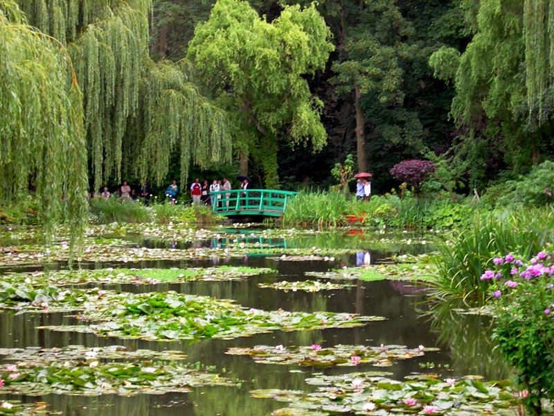 Jardins de Claude MONET - Giverny