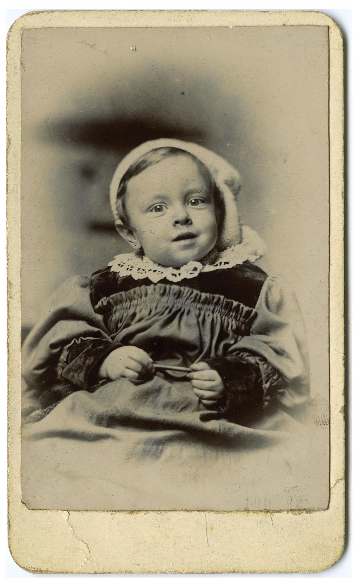 William Harold Jowett c.1892
