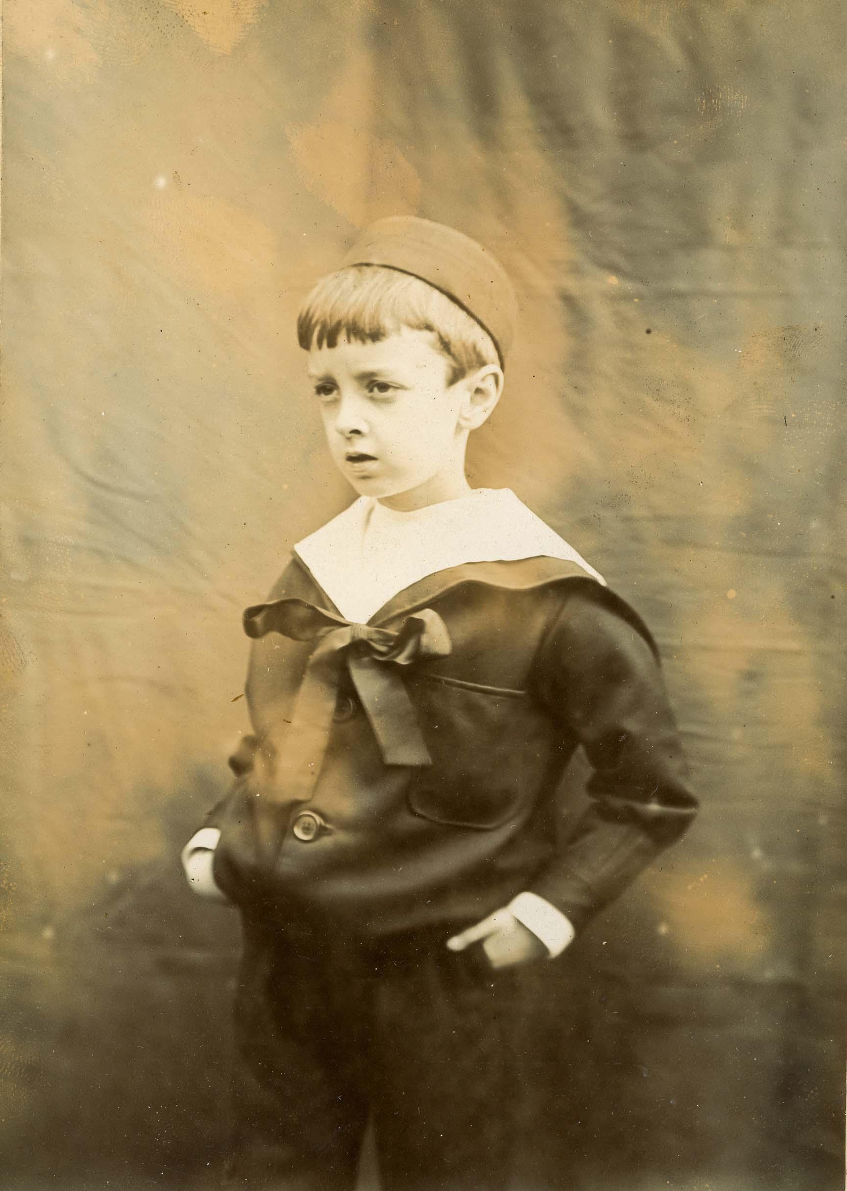 William Harold Jowett c.1898