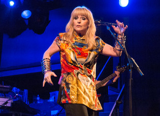 Toyah – keeping the 80s alive in her 50s