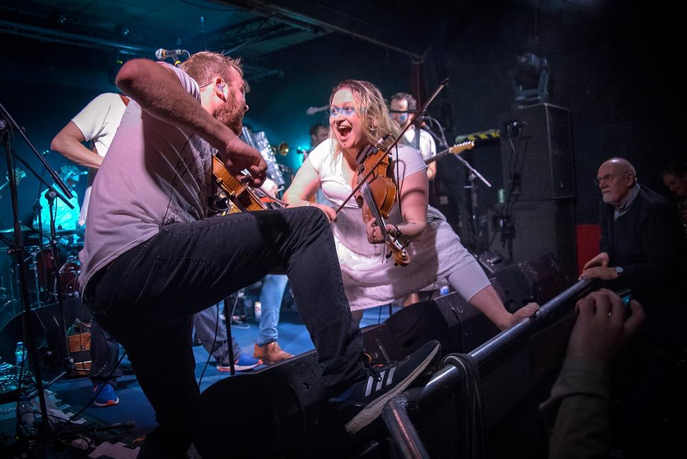 Eliza Cathy and The Wayward Band