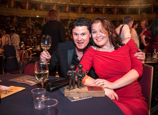 Awards at the Albert