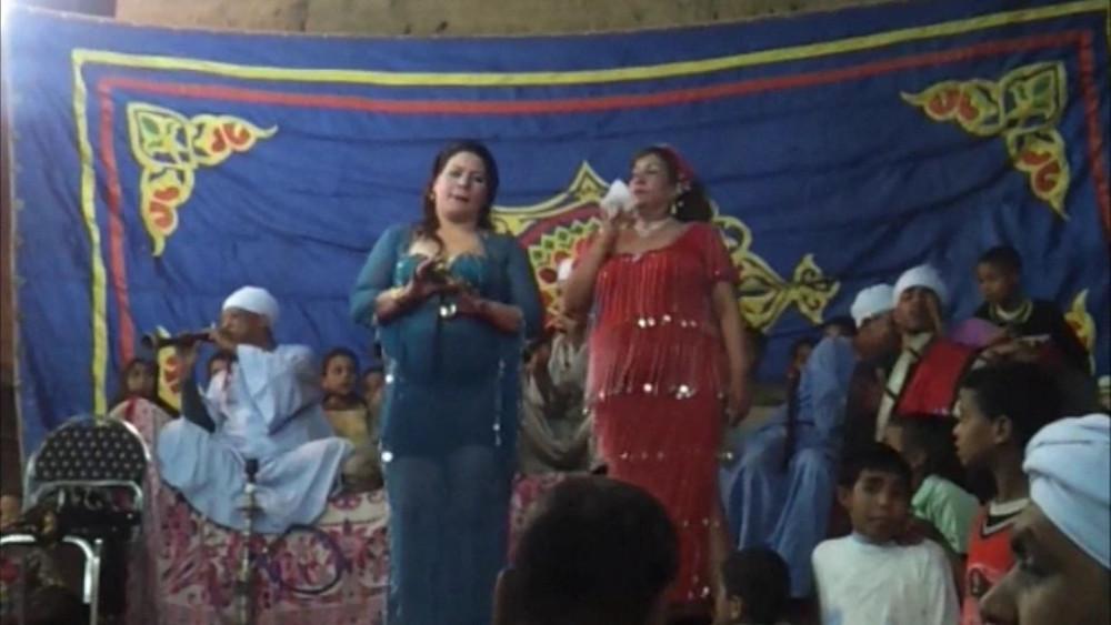 Khyriyya Mazin und Hanan