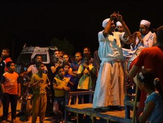 la base della danza egiziana - etnologia