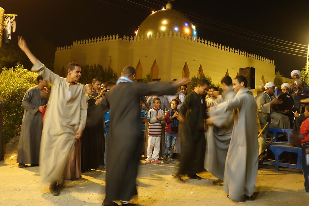 festa di matrimonio a Qurna