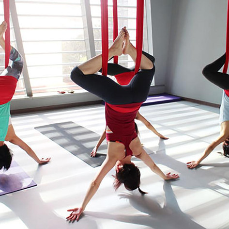 antigravity aerial yoga hong kong since