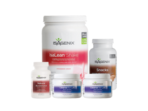Isagenix 9 Day Cleanse (Small Weight Loss System)