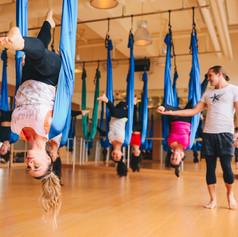 antigravity fitness aerial yoga hong kon