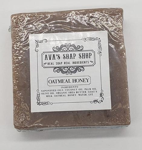 Ava's Soap Shop Oatmeal Honey