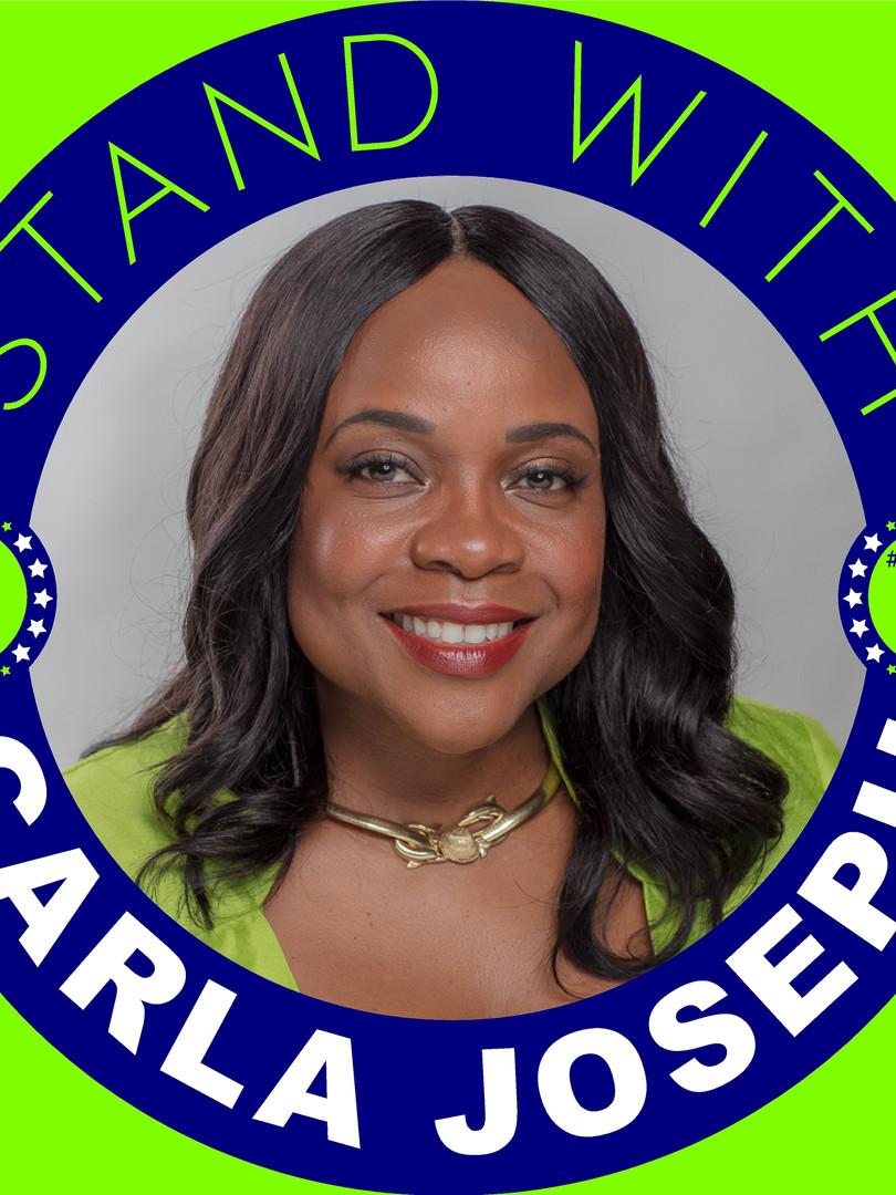 Stand With Carla Joseph