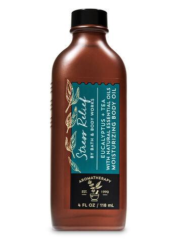 Aromatherapy EUCALYPTUS TEA Moisturizing Body Oil