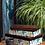 """Thumbnail: SG Wood & Enamel Boxes LG 4.25""""h x 14.5""""w x 10"""""""