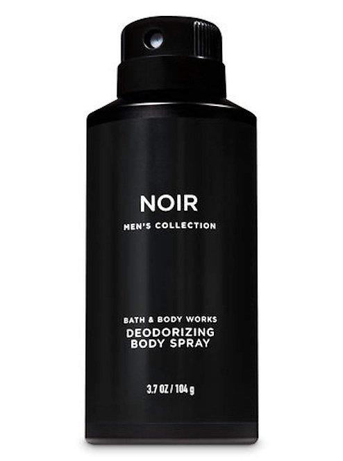 Noir for Men Body Spray