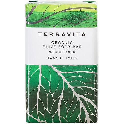 Terravita Olive Body Bar Soap