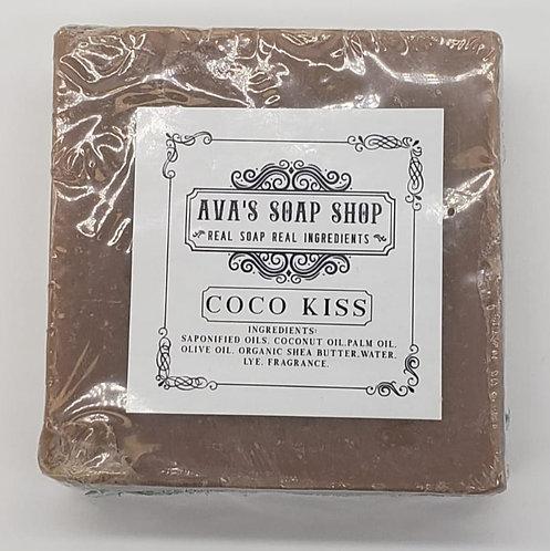 Ava's Soap Shop Coco Kiss