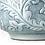 Thumbnail: Austina Blue Enamel Bowls Set Of 3