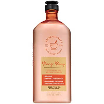 Aromatherapy YLANG YLANG Essential Oil Body Wash