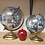 Thumbnail: Aston Hand Printed Glass Globe