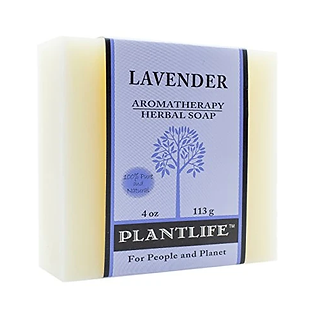 100% Pure & Natural Aromatherapy Herbal Soap