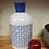 Thumbnail: Large Bottle Steel Blue & White