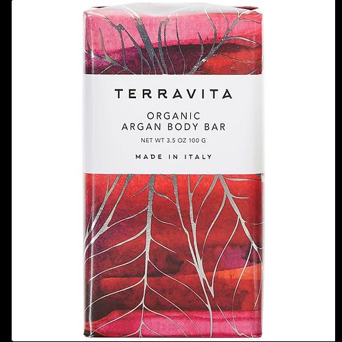 Terravita Argan Body Soap Bar