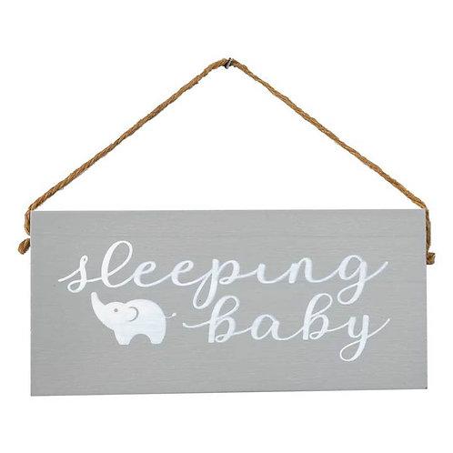 SLEEPING BABY SENTIMENT SIGN