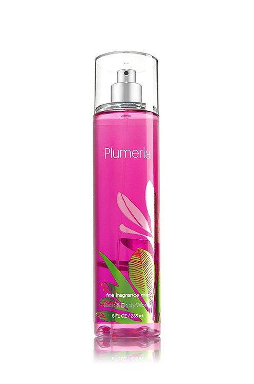 Plumeria Fine Fragrance Mist Signature Collection