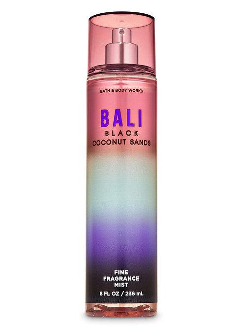 Bali Black Coconut Sands Fine Fragrance Mist