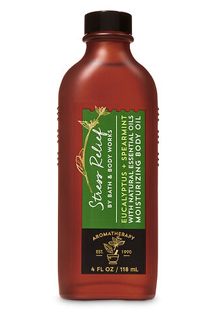 Stress Relief Eucalyptus & Spearmint Oil