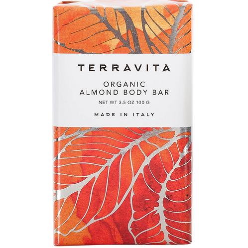 Terravita Almond Body Soap Bar