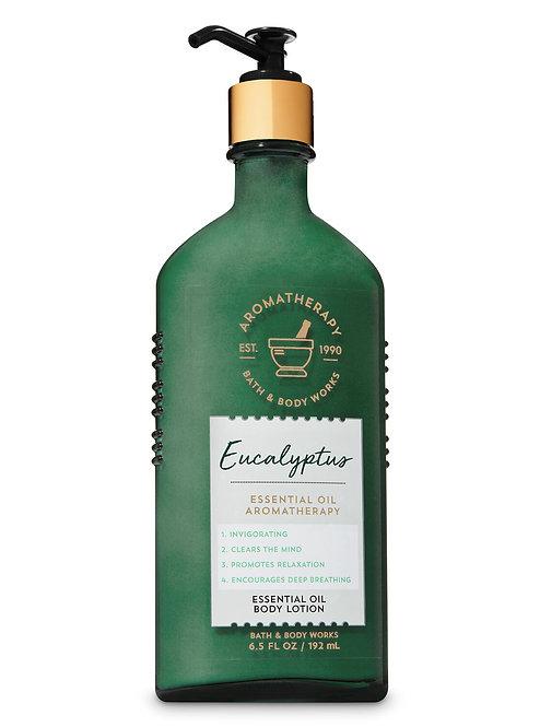 Aromatherapy Eucalyptus Essential Oil Body Lotion