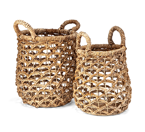 Chariton Banana Leaf Basket