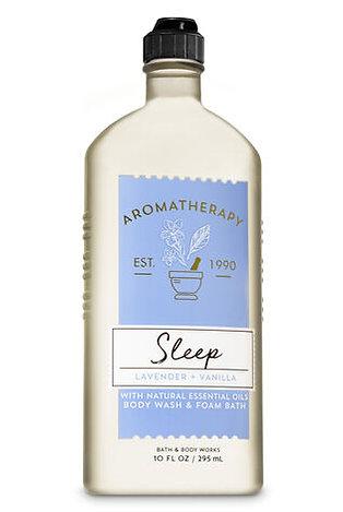 Sleep Lavender+Vanilla Body Wash