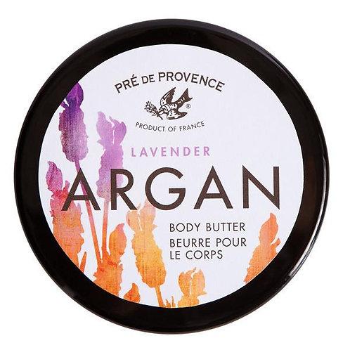 Argan Lavender Body Butter