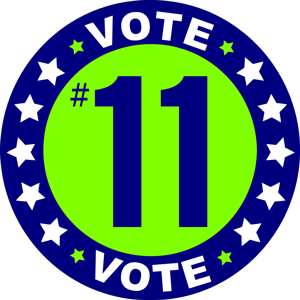 Vote for #11