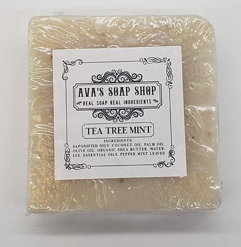 Ava's Soap Shop Tea Tree Mint
