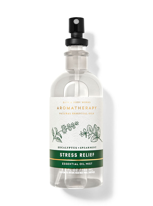 Aromatherapy EUCALYPTUS SPEARMINT Essential Oil Mist