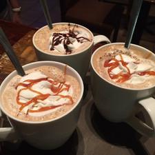 Caramel Cafe con Leche