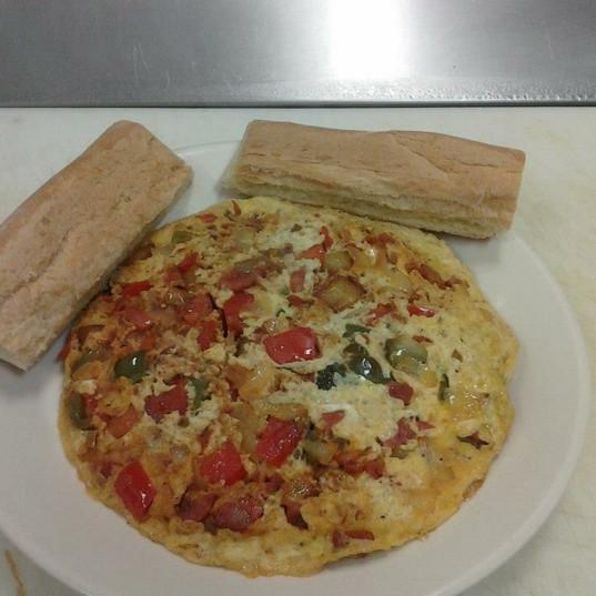 Cuban Omelette