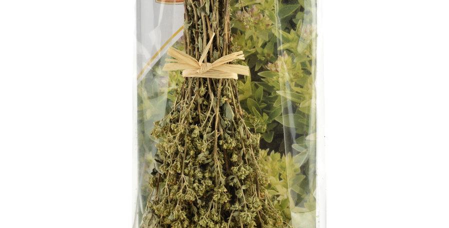 Gangi Dante Dried Oregano Branches in Bloom