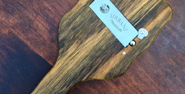 Wooden Truffle Shaver
