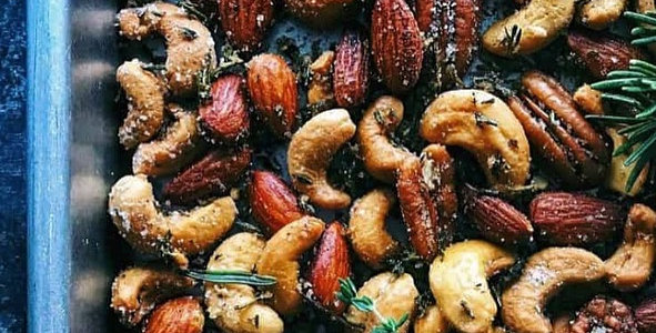 A16 Herbed & Roasted Nuts