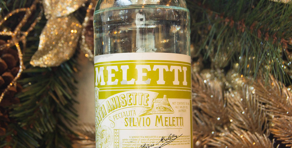 Meletti Anisette