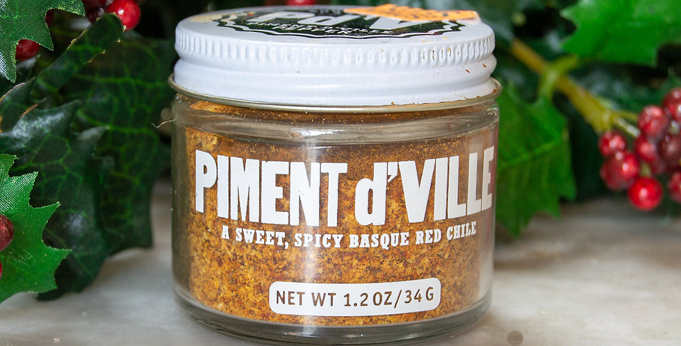 Piment d'Ville Ground Red Pepper