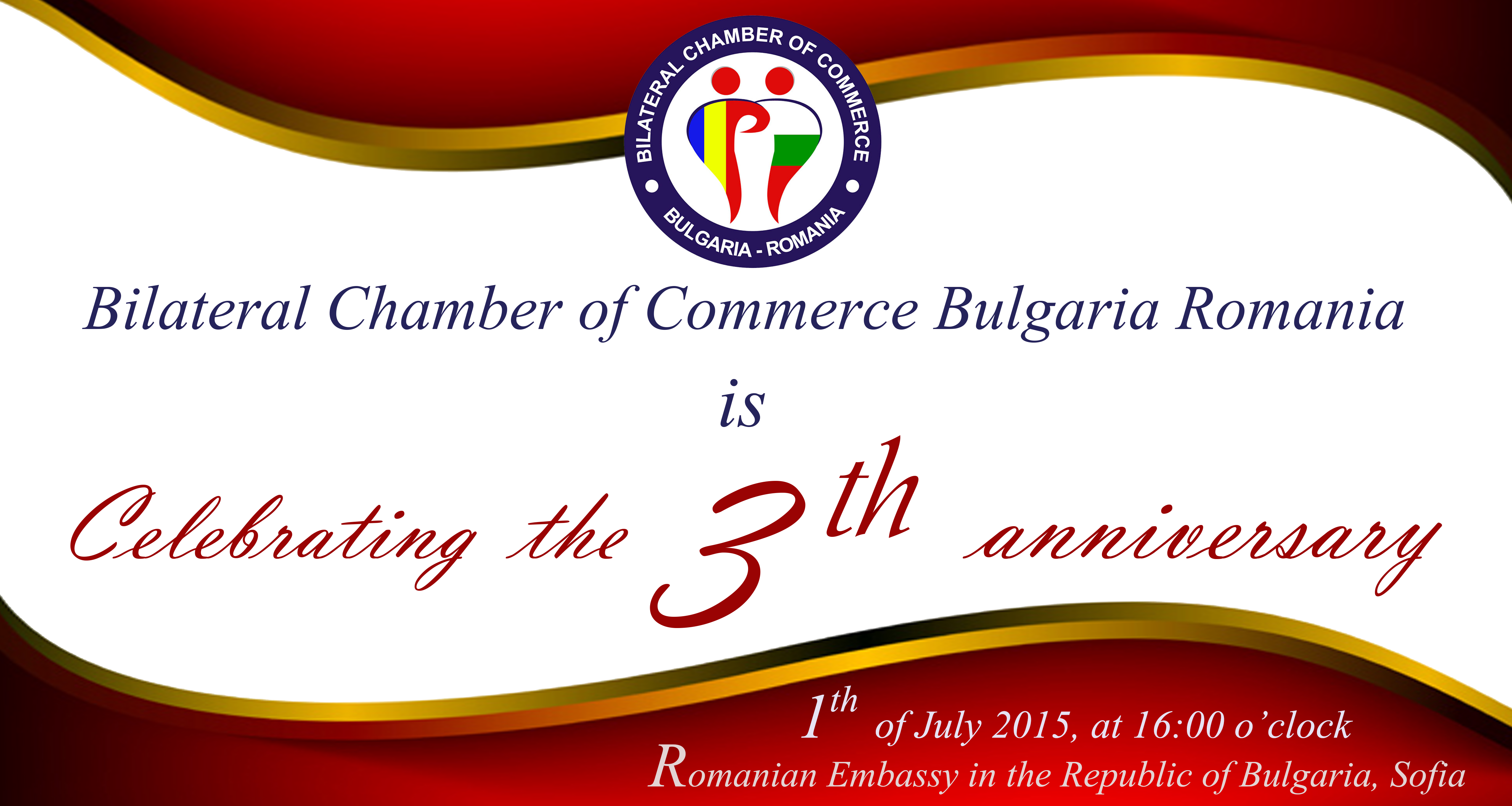 3rd Anniversary celebration
