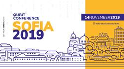 QuBit Conference Sofia 2019 - banner