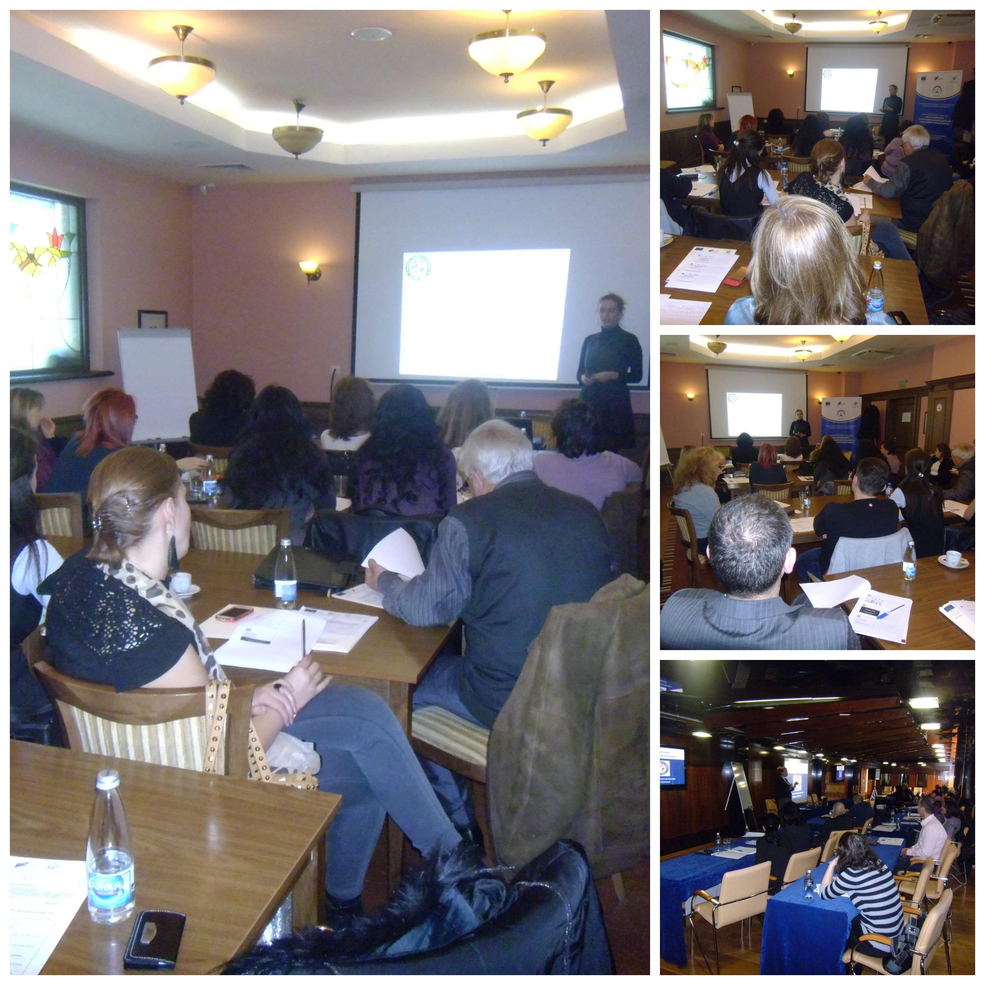 SME Seminars across Bulgaria