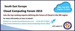 Regional Forum on Cloud industry