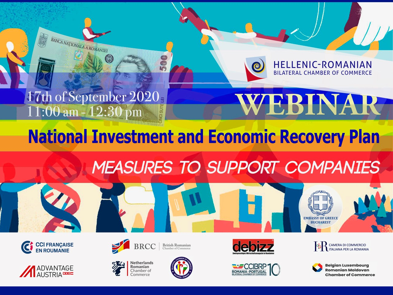 National Investment and Economic Recovery